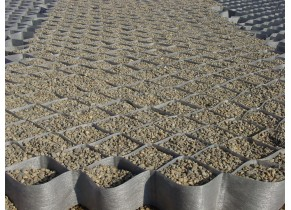 Stabilisateur de graviers Ground Grid