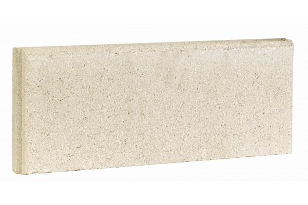 Bordure Droite à emboîtement - détouré blanc