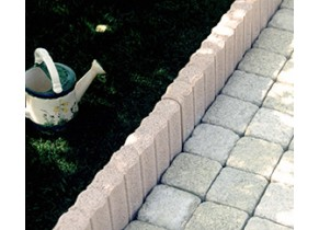 Bordure Hirondelle - jardin