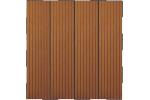 Dalle Composite Brun 30x30 - Détouré
