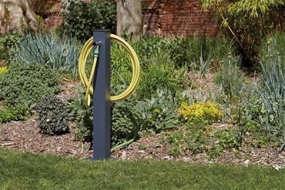 Fontaine jardin - Alu Gris Anthracite