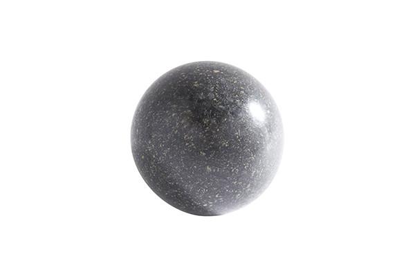 Sphère Granit Noir - Détouré