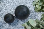 Sphère Granit Noir - Ambiance