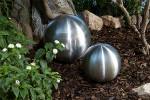Sphère Inox - jardin