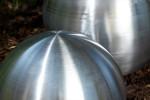Sphère Inox - zoom