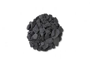 Ardoise noire tambourinée