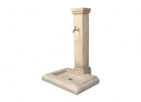 Fontaine borne