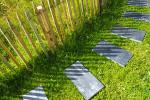 Pas Japonais Ardoise Filita - jardin