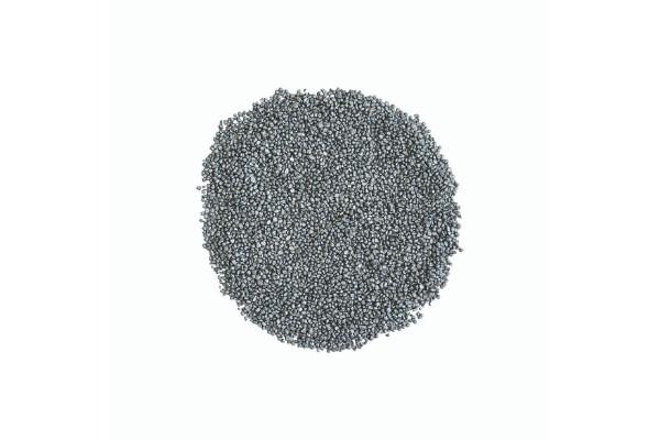 Gravier décoratif argent 2/3 mm détouré