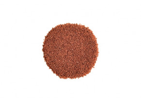Gravier décoratif terra cotta 2/3 mm détouré