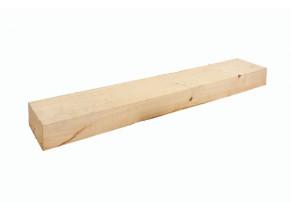 Traverse bois chêne traitée classe 4 détouré