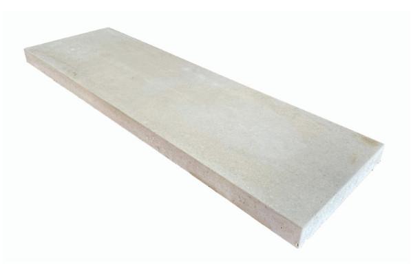 Couvre mur plat crème 100 cm